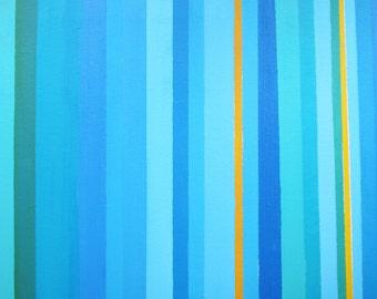 Original painting Formentera blues 61 x 38 cms