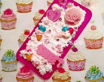iPhone 4/4s hand made case