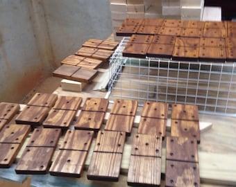 Yard dominos