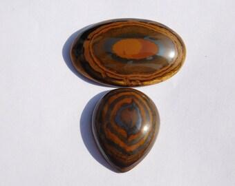 84Ct Tiger Eye Stone