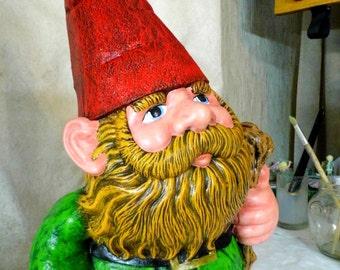 Garden gnomes, Garden troll ceramic