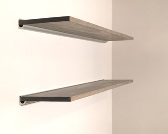 Selling Out-Modern Floating Shelf, Industrial Decor, Modern Home Decor, Floating  Shelves