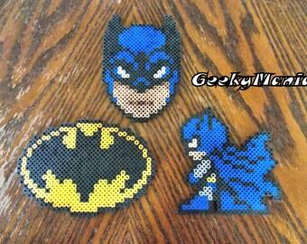 DC Universe - Batman Perler Beads