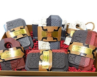 E1Kaye Variety Scented Luxury Soap Gift Set for Men