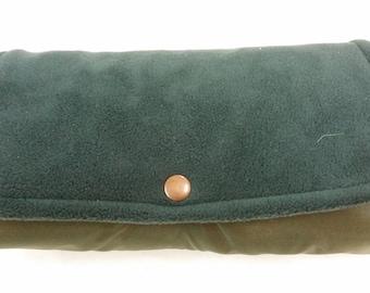 Fold away camping picnic blanket travel light