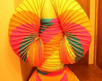 Slinky man costume