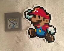 Mario bead sprite