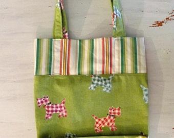 Dani Market Bag - Scotty Dog
