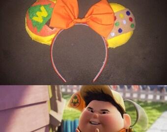 Disney/Pixar Up wilderness Explorers custom ears