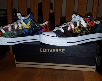 Custom Made Converse