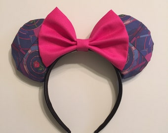 Enchanted Rose ears