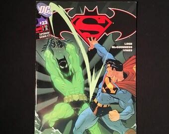 BATMAN/SUPERMAN #23