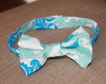 Handmade Boys Bow Tie