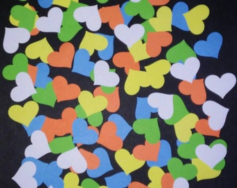 100 Hearts - Bright Spring - Paper