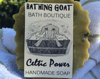 Celtic Power Soap