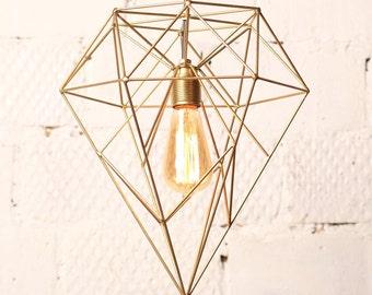 Lamp Drop Gold
