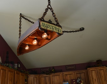 hanging boat light