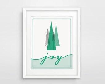 Holiday Joy Printable