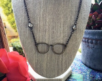 Cute Nerd Necklace