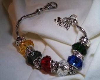 Bracelet: Colors of Faith