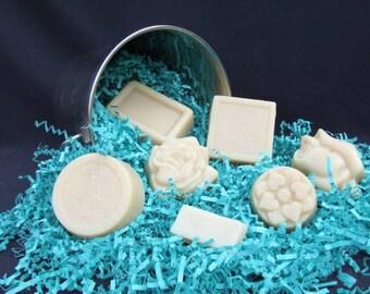 Wonderful Goat's Milk Soap ,  Milk & Honey 4  Large Bars