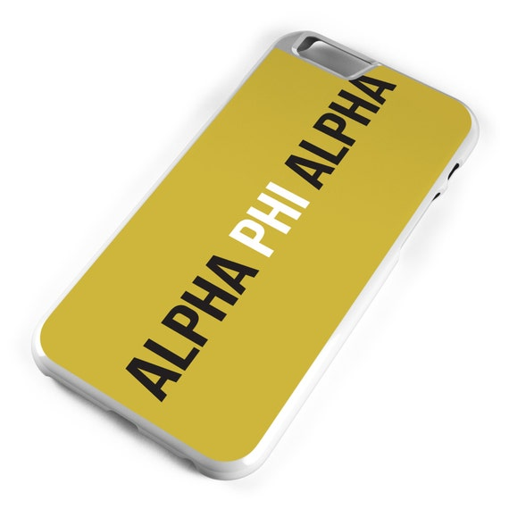 Alpha Phi Alpha Samsung Galaxy S7, S7 Edge, Note 4 Note 5 Plastic Case ...