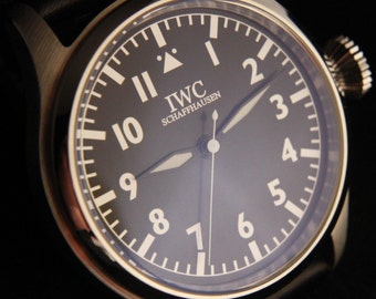 IWC Vintage Military Style Men's Watch