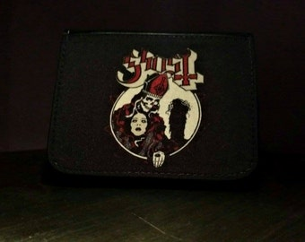 Ghost B.C. wallet faux leather