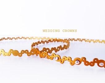 Circle Wedding Crowns