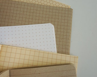 Printable Grids and Lines: Brown