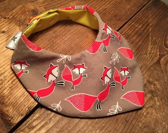 Bib waterproof baby Fox