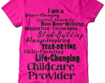 "Shop ""daycare provider gifts"" in Clothing"