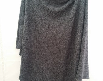 Charcoal Sparkle Tunic