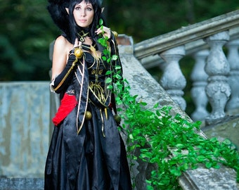 Semiramis  TYPE-MOON Fate/ Apocrypha anime cosplay