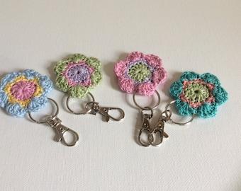 Keyring, Bag Charm, Small Gift, Stocking Filler, Key Chain
