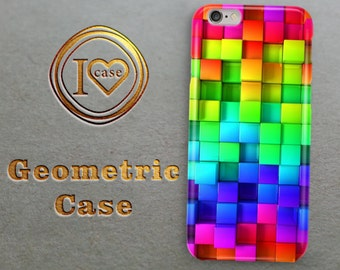 iPhone 6s case Geometric, iPhone 6 case, iPhone 6s case, Geometric iPhone 6 case, iPhone 5s case,  iPhone 5 case, Bright case