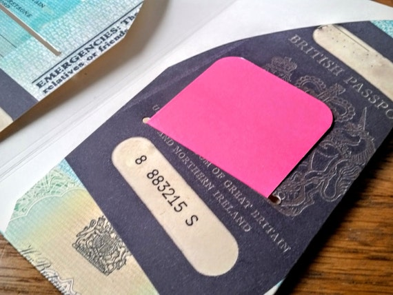 How To Create A Business Card Folder For Traveler S Notebook
