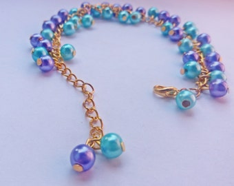 Dangle Style ....Bohemian Gypsy Charm Charming Summer Color Beads...