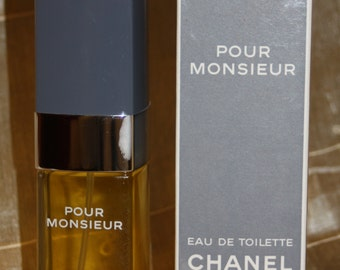 """Toilet water """"For Mr"""" by Chanel 100ml spray"""