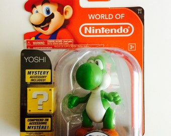 World of Nintendo: Yoshi Action Figure