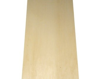 Rayher, 600X300X3 mm plywood table RAY-336299900