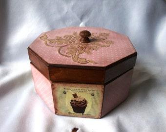 Chocolate, candy box