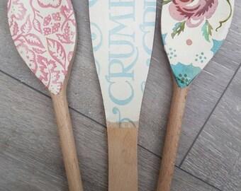 Emma Bridgewater Decorative  Spoons and Spatula Set