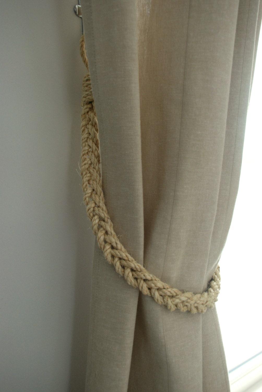 Image Result For Handmade Curtain Holdbacks