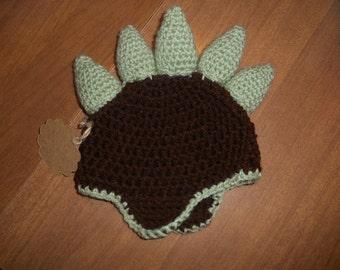 Infant Dinosaur Hat