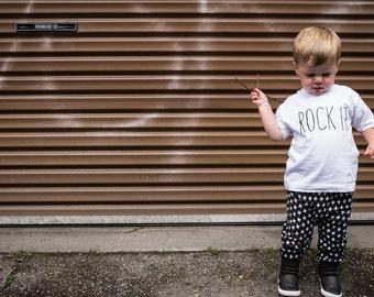 Toddler 'Rock It' Tee