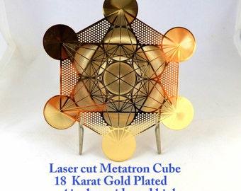 Metatron's Cube Icon