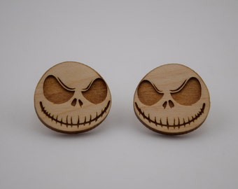 Jack Skellington Nightmare Before Christmas Earrings