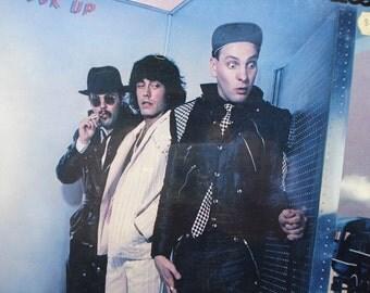 Sealed Cheap Trick vinyl,  All Shook UP record album, vintage vinyl record