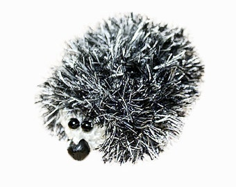 Shy Hedgehog Plush Toy | Customized Stuffed Animal